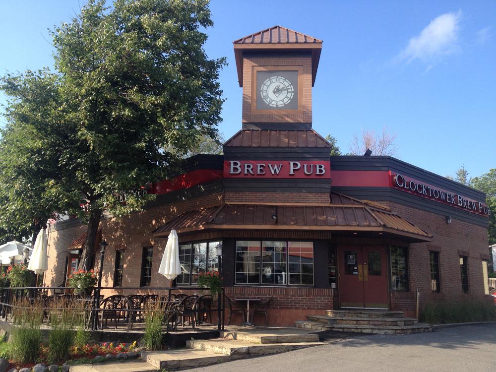 Clocktower Brew Pub 575 Bank StreetOttawa, ON