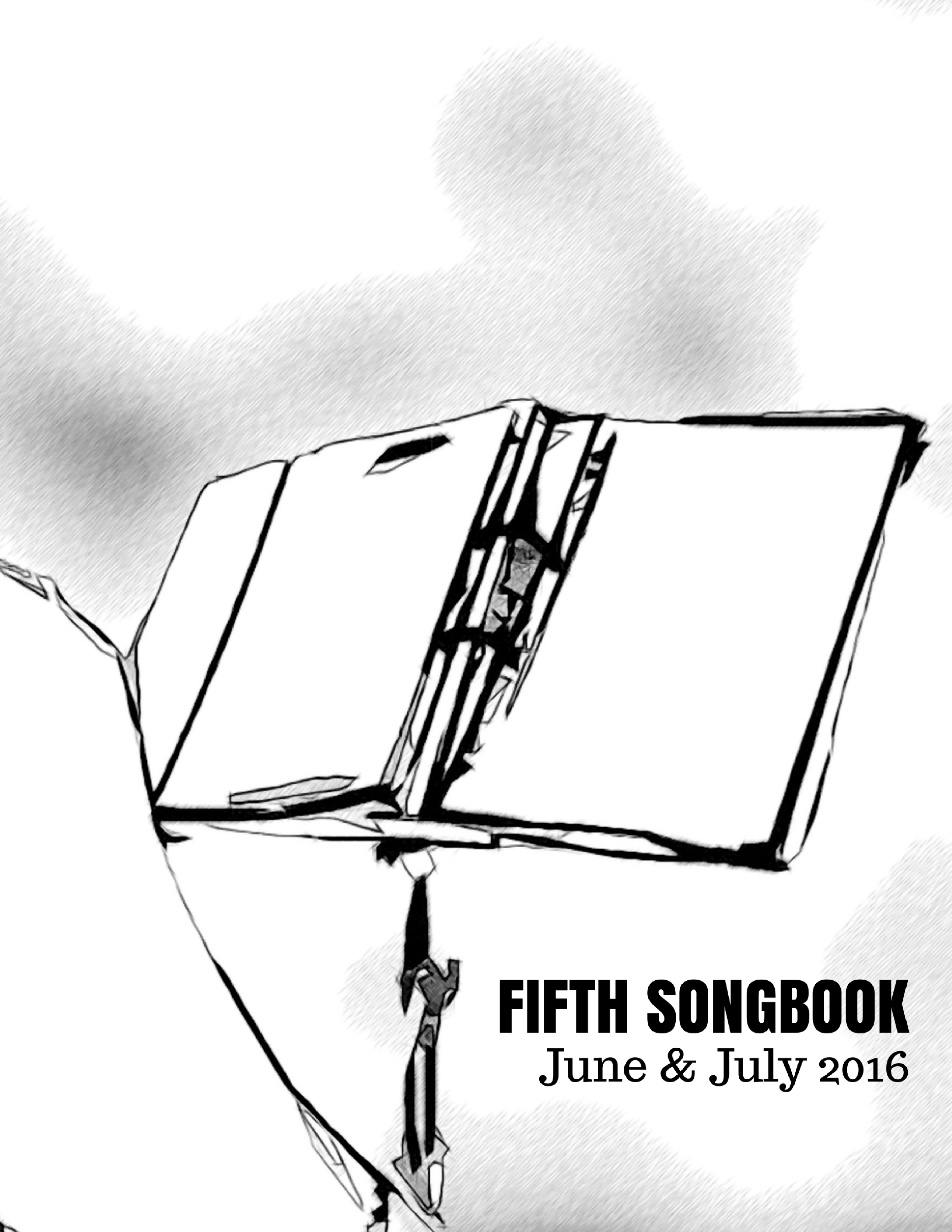 Songcircle Fifth Songbook June July 2016